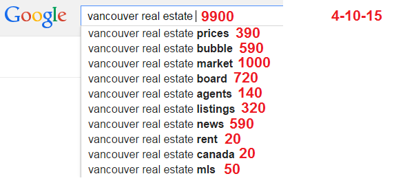 vancouver real estate screenshot 4-10-15